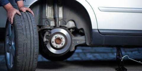 Anchorage Auto Repair Shop Shares 3 Signs You Need New Tires, Anchorage, Alaska