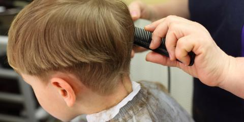 4 Popular Back-to-School Haircuts for Kids, Aurora, Colorado