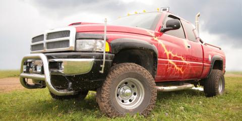 5 Reasons Why Lift Kits Are Great for Your Truck, Torrington, Connecticut