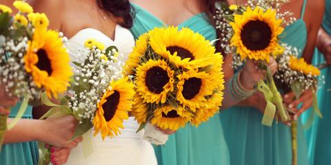 4 Seasonal Flowers for a Summer Wedding, ,