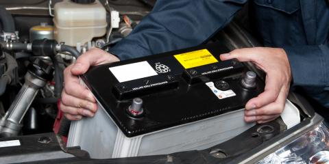 How to Extend the Life of Your Car's Battery, Concord, North Carolina
