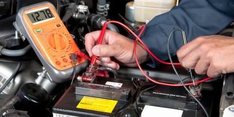 Car Maintenance Deal: Free Battery & Tire Pressure Check, Avon, Ohio