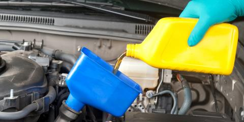 3 Signs You Need an Oil Change, Hamilton, Ohio
