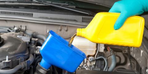 4 Practical Benefits of a Regular Oil Change, Hamilton, Ohio