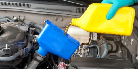 5 Tips on Changing Engine Oil, Kahului, Hawaii