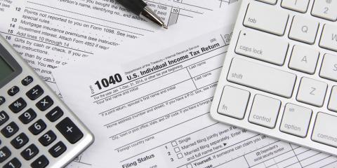 When's the Best Time to Start Your Tax Return?, Mountain Home, Arkansas