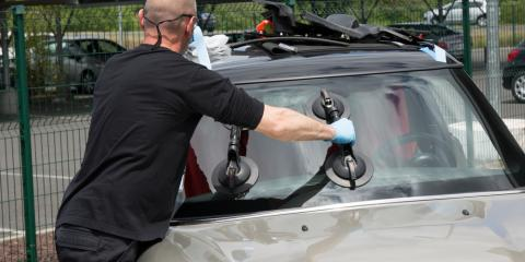 The 3 Most Common Types of Auto Glass Damage, Woodburn, Oregon