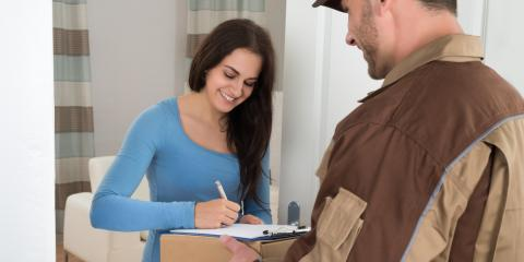 3 Items a Courier Service Can't Accept , Wasilla, Alaska