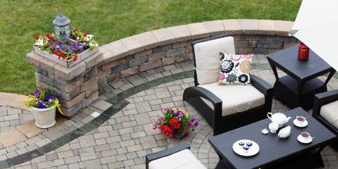3 Benefits That Paver Patios Add to Landscape Design, Fairfield, Ohio
