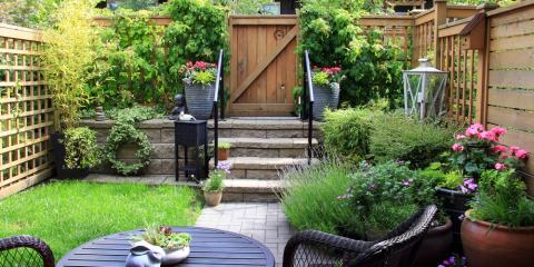 4 Landscaping Ideas to Maximize Smaller Outdoor Spaces , Uniontown, Ohio