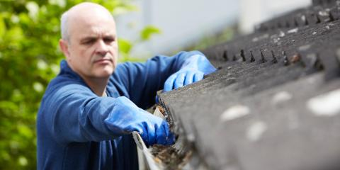 3 Tips on Cleaning Your Gutters, New Braunfels, Texas