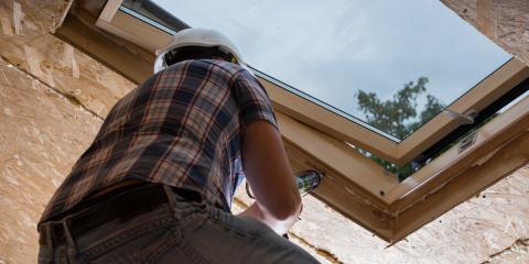 3 Benefits of Installing Skylights, Hamilton, Ohio