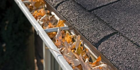 3 Signs It's Time For New Gutters, Moriches, New York