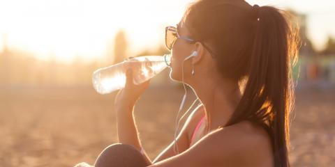 5 Reasons to Drink Plenty of Water, Honolulu, Hawaii