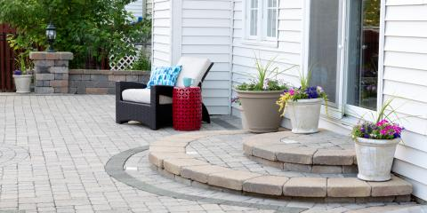 What's the Difference Between Paver & Concrete Patios?, Chesterfield, Missouri