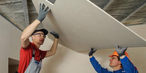 3 Tips for Finding the Right Drywall Company, West Adams, Colorado