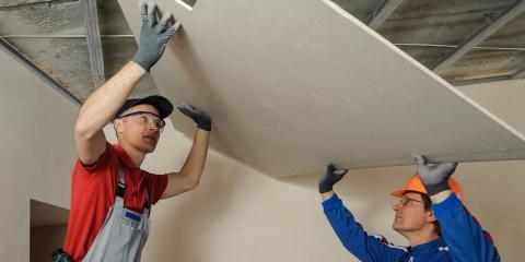 5 Tips for Hiring a Drywall Contractor, Litaker, North Carolina