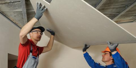 What to Know About Water Damage on Drywall, Perinton, New York