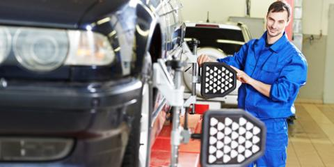 5 Signs You Need a Vehicle Alignment, Anchorage, Alaska