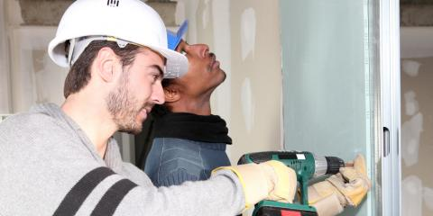 The Importance of Installing Drywall in Your New Home, Helena, Montana