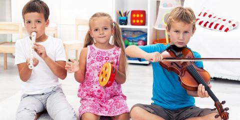 The Importance of Art Classes in Children's Lives, New York, New York
