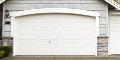 3 Good Garage Door Habits, Kalispell, Montana