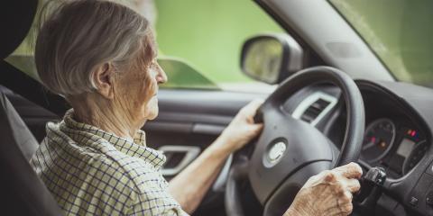 3 Safe Driving Tips for Seniors, Wesley Chapel, Florida