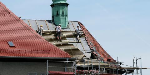5 Telltale Signs You Need Roof Repair, Lorain, Ohio