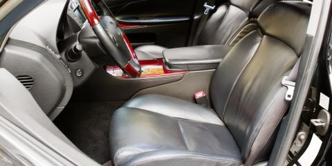 How to Care for Leather Seats During Summer, Gulf Shores, Alabama