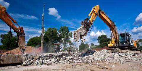 What Are the Different Types of Demolition Projects?, Monroe, Ohio