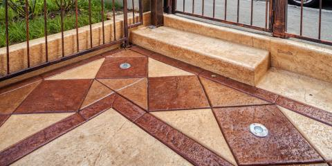 What Is Stamped Concrete?, Jacksonville, Arkansas