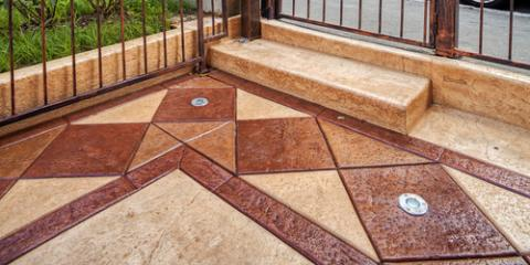 Tips for Cleaning & Sealing 3 Types of Decorative Concrete, High Point, North Carolina