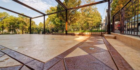 4 Benefits of Installing Decorative Concrete at Your Business, Cookeville, Tennessee