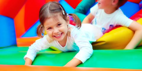 3 Benefits of Renting a Bounce House for Your Child's Party, Rochester, New York