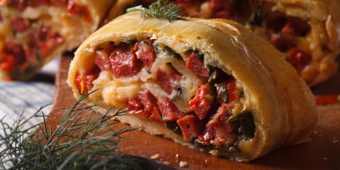 Why Calzones Are Perfect for Your Holiday Party, Jackson, New Jersey