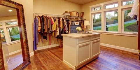 3 Reasons to Install an Island in Your Walk-In Closet, Covington, Kentucky