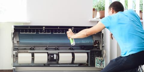 A Guide to Cleaning the Condenser on Central AC Systems, Portage, Wisconsin