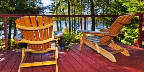 A Deck Designer Lists 5 Ways a Deck Will Improve Your Life, Anchorage, Alaska