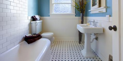 3 Design Benefits of Geometric Wall & Floor Tile, Lihue, Hawaii