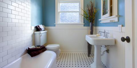Top 3 Bathroom Flooring Options, Enterprise, Alabama