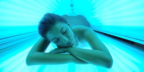 3 Ways to Get the Perfect Golden Glow From a Tanning Bed , Chesterfield, Missouri