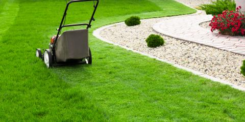 3 Mowing Tips for a Healthy Lawn, Kettering, Ohio