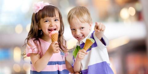 How to Throw an Ice Cream-Themed Birthday Party, Fayetteville, Arkansas