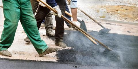 Understanding the Differences Between Black Top & Asphalt Paving, East Earl, Pennsylvania