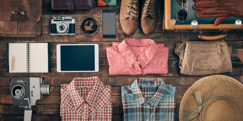 Heading on a Big Vacation? 4 Tips on Packing Light, Sedalia, Colorado