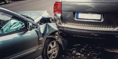 How Is Fault Determined in a Motor Vehicle Accident?, Goshen, New York