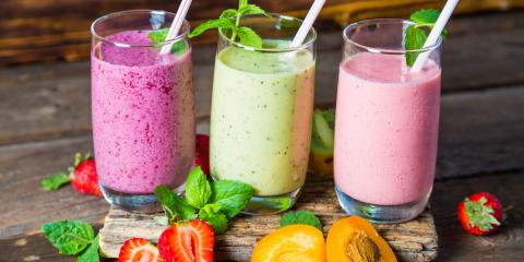 Why Kids Should Drink Smoothies, West Chester, Ohio