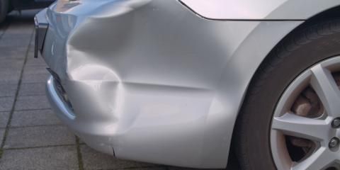 3 Common Reasons Cars Need Dent Repair, Evergreen, Montana