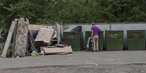 How to Get Rid of Large, Bulk Waste, Franklin, Connecticut