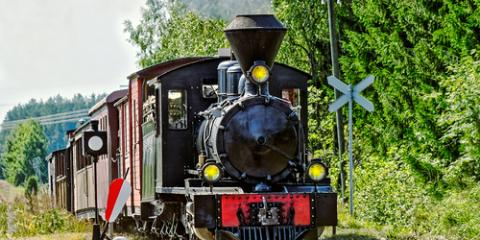 4 Reasons Why Railroad Excursions Make the Perfect Date, Elkins, West Virginia